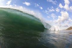Wave Landscape Stock Photo