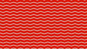 wave line animation loop pattern. 2d Animation motion graphics video