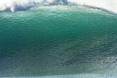 Wave Ocean Closeup Royalty Free Stock Photography