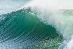 Wave Ocean Crashing Closeup Detail Royalty Free Stock Images
