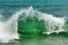 Wave of the ocean Stock Image