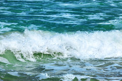 Wave on ocean Royalty Free Stock Images