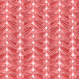 Wave ornament seamless pattern Stock Photo
