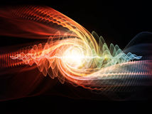 Wave Particle Stock Photos