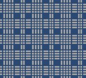 Japanese Geometric Lattice Art Seamless Pattern stock photos