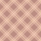 Japanese Diamond Stripe Seamless Pattern. On brown background royalty free illustration
