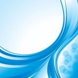 Wave pattern background Royalty Free Stock Image
