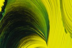 Wave pattern of mixed colors royalty free stock image