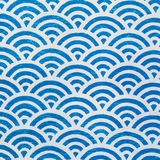 Wave Pattern paper Stock Photos