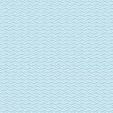 Wave pattern - seamless Stock Photo