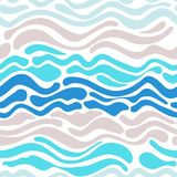 Wave pattern Stock Photos