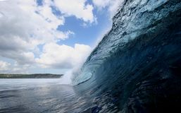 Wave Perfection Stock Photography