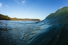 Wave Pitch Royalty Free Stock Photos