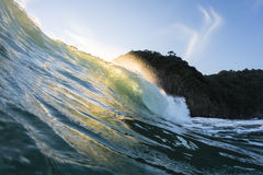 Wave Pitch Stock Photo