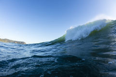 Wave Pitch Royalty Free Stock Images