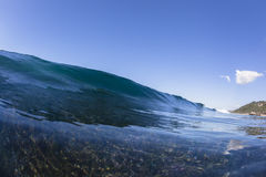 Wave Reef Swells Royalty Free Stock Photos