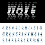 Wave ref Royalty Free Stock Photos