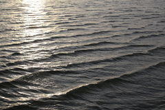 Wave Reflections Stock Photos