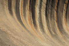 Wave Rock Stock Images
