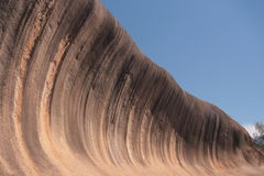 Wave Rock - Australia Stock Image