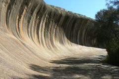 Wave Rock Royalty Free Stock Images