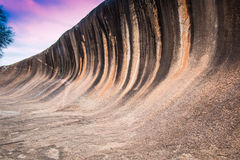 Wave Rock Stock Photos
