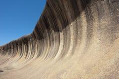 Wave Rock, Western Australia Royalty Free Stock Photography