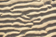 Wave of sand Stock Images
