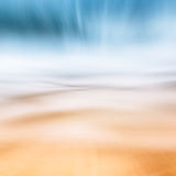 Wave Sand Abstract Seascape Stock Photos