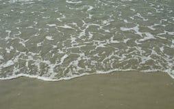 Wave of sand. Sand back ground Stock Photo