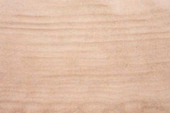 Wave sand background With dunes. Texture Stock Image