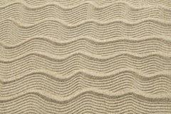 Sand pattern royalty free stock photos