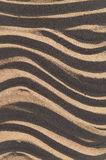 Wave sand. Seamless texture. Wave on sand Stock Image
