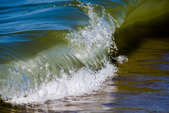 The wave of the sea Stock Photos
