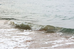 Wave of the sea Stock Photography