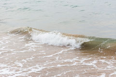 Wave of the sea Royalty Free Stock Images