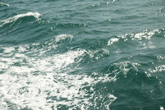 Wave and sea Stock Photo