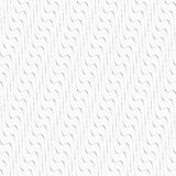 Wave seamless patterns. Royalty Free Stock Photos
