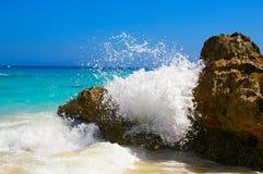 Wave splash Royalty Free Stock Images