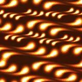 Wave style line bright seamless pattern stock illustration