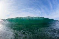 Wave Swimming Closeup Ocean Power Stock Photos