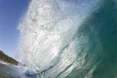 Wave Swimming Royalty Free Stock Photography