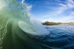 Wave tubing New Zealand Stock Images