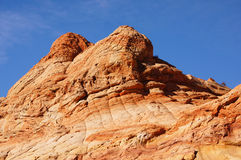 The Wave, Vermilion Cliffs National Monument, Arizona, USA Royalty Free Stock Photography