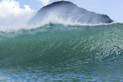 Wave Wall Stock Images
