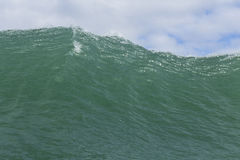 Wave Wall Stock Photography