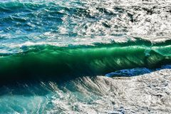 Wave, Water, Sea, Body Of Water stock photography