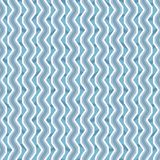 Wave , wavy seamless vector pattern Stock Photography