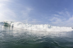 Wave White Water Power Danger Royalty Free Stock Photos