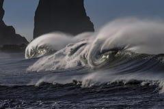 Wave, Wind Wave, Ocean, Sea Stock Photo
